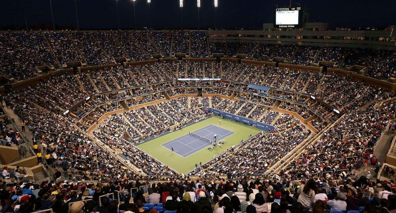 Artur Ashe Stadium, Billie Jean National Tennis Centre, New York