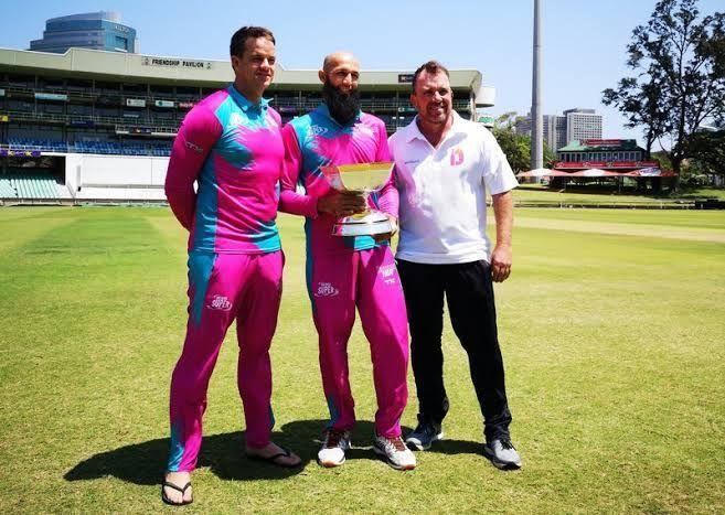 Albie Morkel has been named Durban Heat skipper