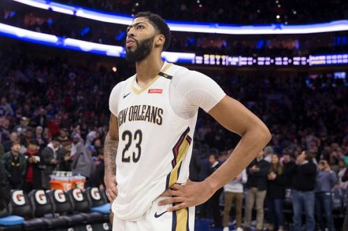 Anthony Davis is unlikely to join the Lakers this season