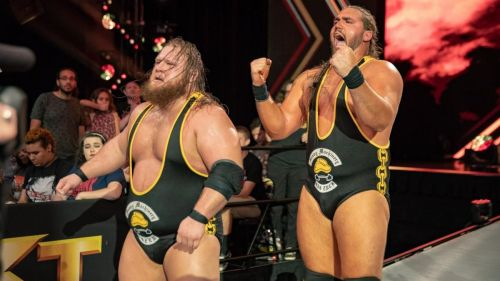 Fans were glad to see Heavy Machinery performing again