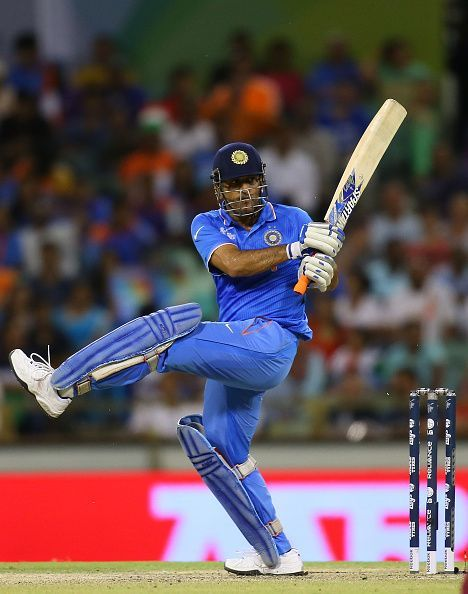 MSD owns the record of the best score by a wicket-keeper batsman in ODI history