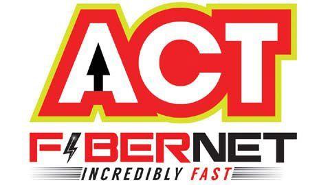 Image result for act fibernet logo