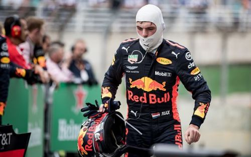 Max Verstappen looks like a world champion in waiting