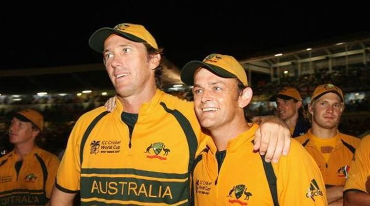 McGrath and Gilchrist