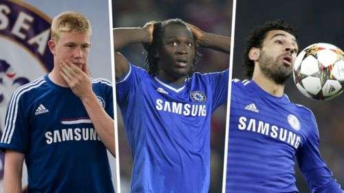 Chelsea had sold a number of stars players in the recent years.