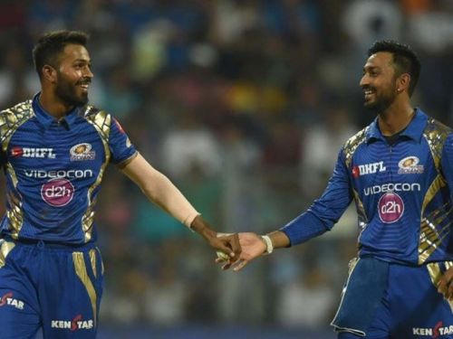 Hardik's injury could help his brother Krunal cement a place in the Indian squad