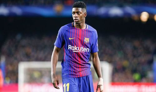 Dembele has reportedly asked to leave Barcelona