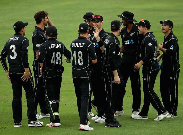 Pakistan v New Zealand - 3rd One Day International