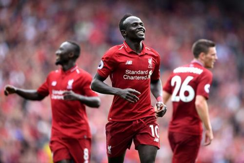 Klopp may be looking to bolster Liverpool's already impressive squad