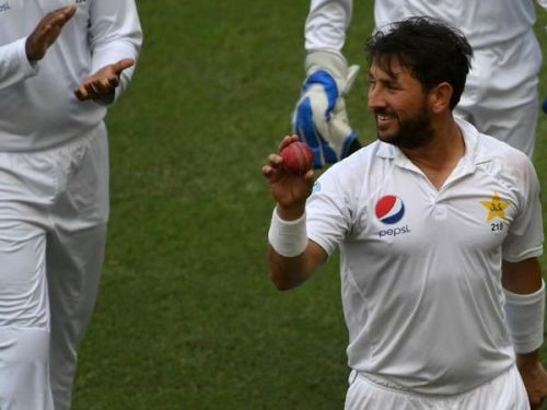 The architect of Pakistan's victory was Yasir Shah, who finished with a match tally of 14 wickets.