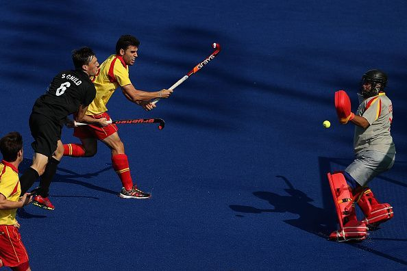 Cortes has almost singlehandedly got the Red Sticks to Bhubaneswar