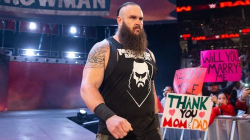 Is anyone else getting tired of Bruan Strowman's catchphrases?