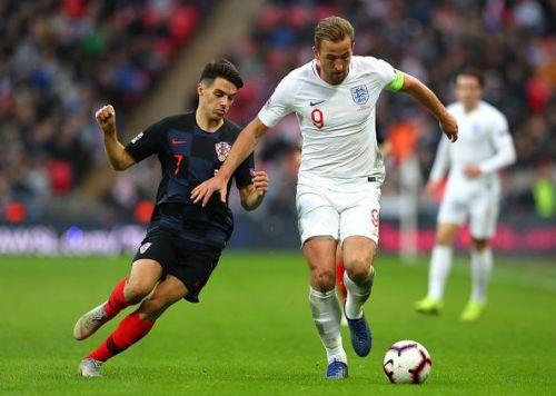 England vs. Croatia - UEFA Nations League A