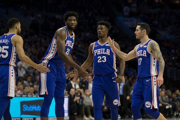 Could the 76ers make further additions to their already impressive roster?