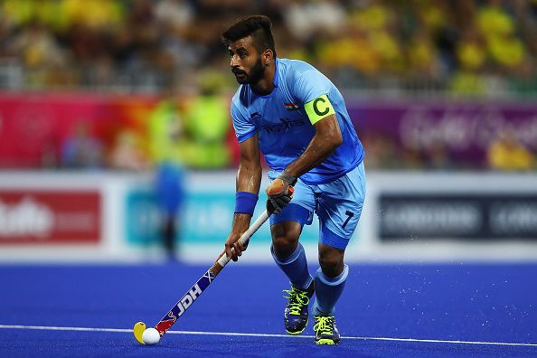 Manpreet Singh will be a key player for India in the World Cup