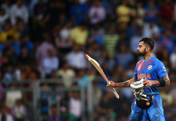 The Poster boy of Indian Cricket