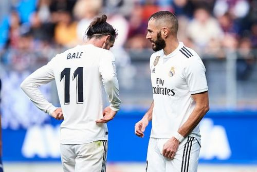 Both Gareth Bale and Karim Benzema are struggling for goalscoring form without Cristiano alongside them
