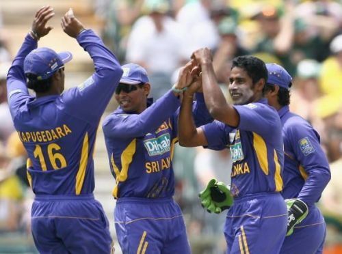 Chaminda Vaas is the only bowler to take a hattrick in the first over