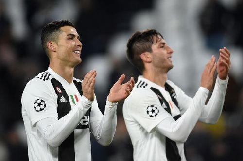 Juventus v Valencia - UEFA Champions League Group H