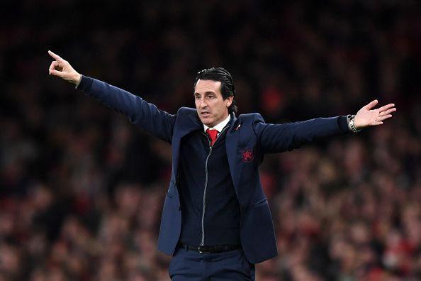 Emery asking for more width in his team