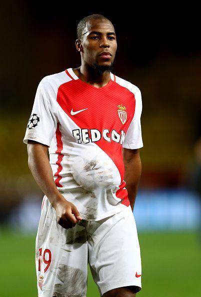 Djibril Sidibe Profile Picture