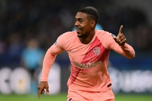 Malcom made an instant impact for Barcelona