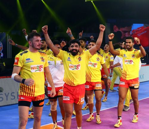 Gujarat Fortunegiants focused on doing well in front of their home fans