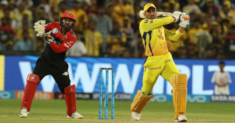 When did Dhoni hit the biggest six of the season?