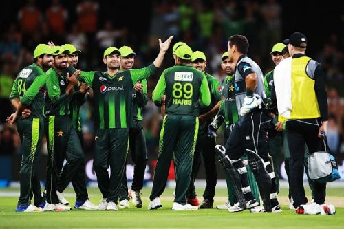 New Zealand v Pakistan - T20: Game 1
