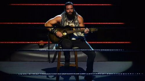 Who doesn't want to walk with Elias!