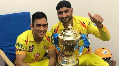 Dhoni did not show much faith in Harbhajan