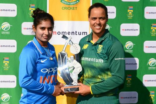 Indian Women won the series in South Africa and Sri-Lanka but none of the matches was live streamed