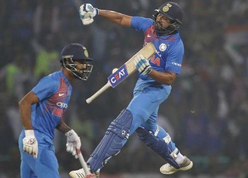 रोहित शर्मा - रिकॉर्ड चौथा टी20 अंतरराष्ट्रीय शतक