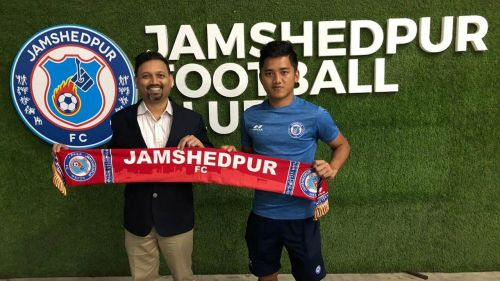 Malsawmzuala has been signed on loan by Jamshedpur FC