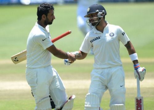 Kohli and Pujara: The lynchpin of Indian batting