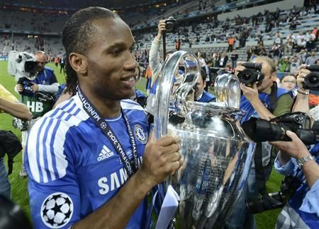 Image result for drogba champions league