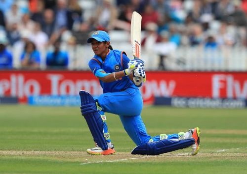 Another day and another record for Harmanpreet Kaur