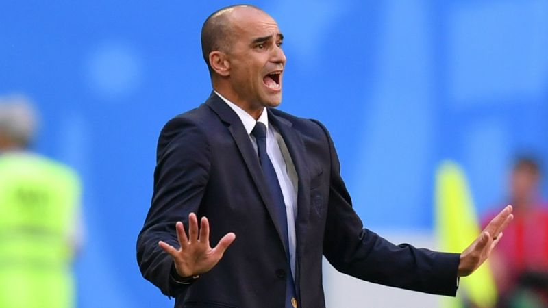 Martinez shuts down Real Madrid talk