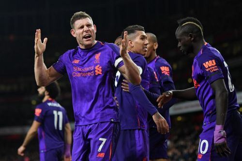 Liverpool could be winning the fixture