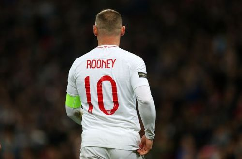 Wayne Rooney got the perfect send-off for his England career on Thursday night.