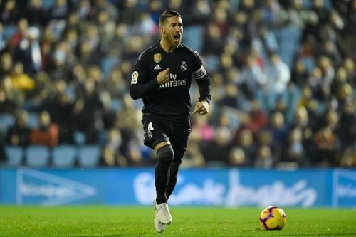 Ramos has been error-prone this season
