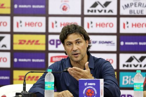 Cuadrat's Bengaluru have 13 points from their opening five ISL games