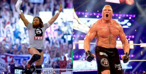 Bryan and Lesnar will meet at Survivor Series!