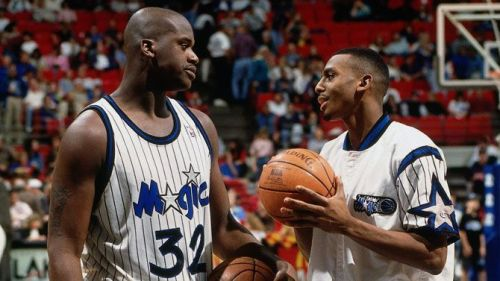 Shaquille O'Neal's double-double helped the Magic beat Hornets