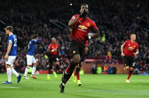 Paul Pogba intends to stay put