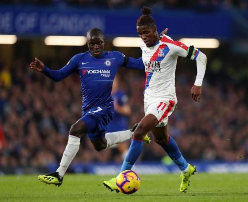 Kante will be staying with Chelsea until 2023
