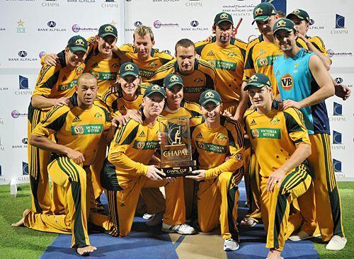 Australian T20 squad of late 2000s