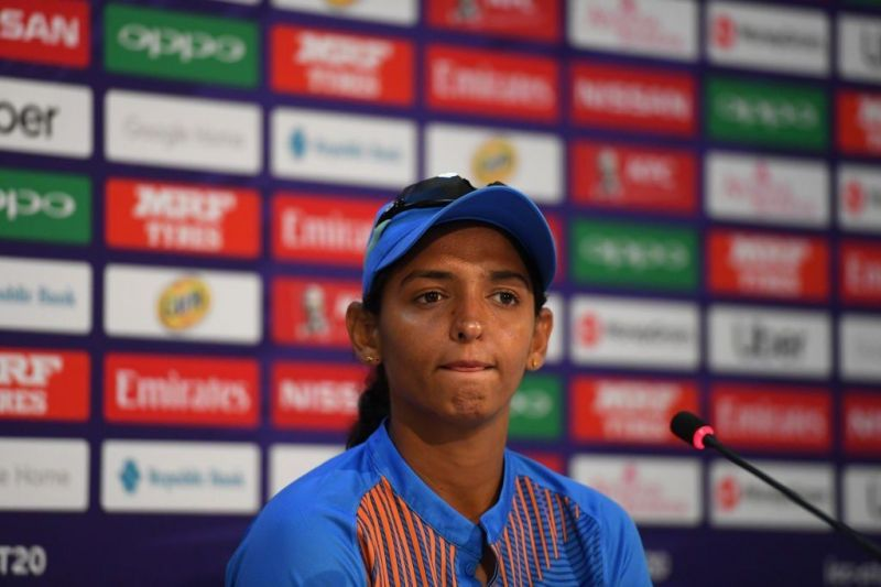 Indian skipper Harmanpreet Kaur was disappointed after losing against England in the semifinal