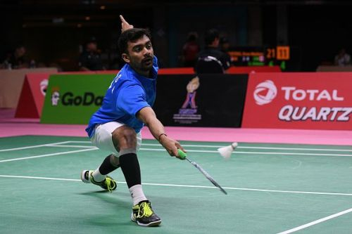 Sameer Verma (IND) has qualified for the first time
