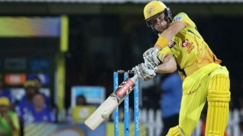 Sam Billings was saved by CSK's traditional approach